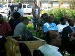 Healthy Finance Workshop Community in attendance